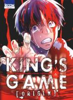 Rayon : Manga (Seinen), Série : King's Game : Origin T6, King's Game : Origin