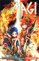 Rayon : Manga (Shonen), Série : Magi : The Labyrinth of Magic T27, Magi : The Labyrinth of Magic