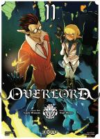 Rayon : Manga (Seinen), Série : Overlord T11, Overlord