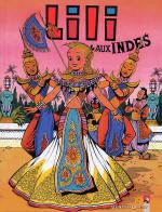 Rayon : Albums (Aventure-Action), S�rie : Lili T23, Lili aux Indes