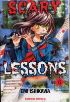 Rayon : Manga (Shojo), S�rie : Scary Lessons T6, Scary Lessons