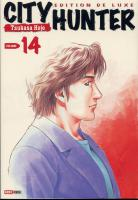 Rayon : Manga (Seinen), S�rie : City Hunter (Luxe) T14, City Hunter