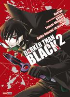 Rayon : Manga (Seinen), S�rie : Darker Than Black T2, Darker Than Black