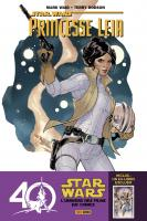 Rayon : Comics (Science-fiction), Série : Star Wars : Princesse Leia T1, L'Héritage d'Aldorande (+ Ex-Libris)