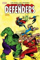 Rayon : Comics (Super Héros), Série : The Defenders (Intégrale) T3, The Defenders : 1974 (Intégrale)