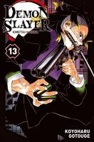 Rayon : Manga (Shonen), Série : Demon Slayer T13, Demon Slayer