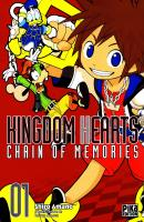 Rayon : Manga (Shonen), Série : Kingdom Hearts : Chain of Memories T1, Kingdom Hearts : Chain of Memories