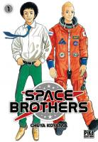 Rayon : Manga (Seinen), Série : Space Brothers T1, Space Brothers