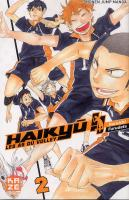 Rayon : Manga (Shonen), Série : Haikyu !! : Les As du Volley T2, Haikyu!! : Les As du Volley