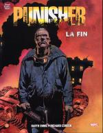 Rayon : Comics (Super Héros), Série : Punisher : La Fin, Punisher : La Fin