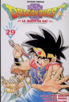 Rayon : Manga (Shonen), Série : Dragon Quest T29, Dragon Quest
