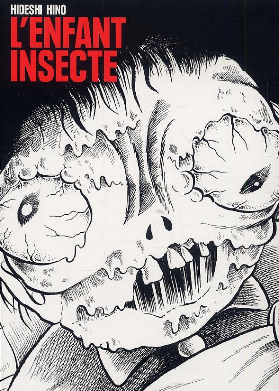 L Enfant Insecte Hideshi Hino Seinen La Planete Dessin Une