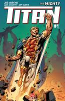 Rayon : Comics (Super Héros), Série : The Mighty Titan T1, The Mighty Titan (Limited Edition)
