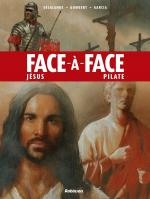 Rayon : Albums (Documentaire-Encyclopédie), Série : Face-à-Face T2, Jésus / Pilate
