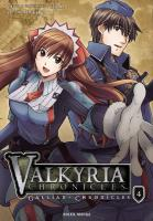 Rayon : Manga (Shonen), Série : Valkyria Chronicles T4, Valkyria Chronicles Gallian Chronicles