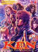 Rayon : Manga (Seinen), S�rie : Ken Fist of the Blue Sky T22, Ken Fist of the Blue Sky