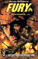 Rayon : Comics (Super H�ros), S�rie : Fury : Peacemaker, Op�ration Pacification