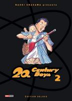 Rayon : Manga (Seinen), Série : 20th Century Boys (Édition Deluxe) T2, 20th Century Boys (Édition Deluxe)