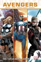 Rayon : Comics (Super Héros), Série : Ultimate Avengers T4, Thor / Captain America / Hawkeye