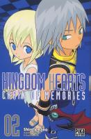 Rayon : Manga (Shonen), Série : Kingdom Hearts : Chain of Memories T2, Kingdom Hearts : Chain of Memories
