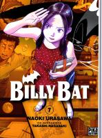 Rayon : Manga (Seinen), Série : Billy Bat T7, Billy Bat