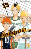 Rayon : Manga (Shonen), Série : Haikyu !! : Les As du Volley T15, Haikyu !! Les As du Volley