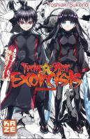 Rayon : Manga (Shonen), Série : Twin Star Exorcists, Twin Star Exorcists (Coffret Tomes 1 à 3)