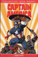 Rayon : Comics (Super H�ros), S�rie : Captain America (S�rie 4) T2, M�re Patrie