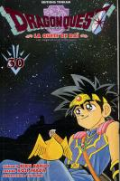 Rayon : Manga (Shonen), Série : Dragon Quest T30, Dragon Quest