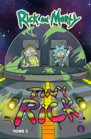 Rayon : Comics (Science-fiction), Série : Rick and Morty T5, Rick and Morty