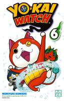 Rayon : Manga (Shonen), Série : Yo-Kai Watch T6, Yo-kai Watch