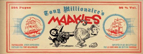 Maakies T.1 (Rackham)- Canal BD, Libraires et actualité en bande dessinée