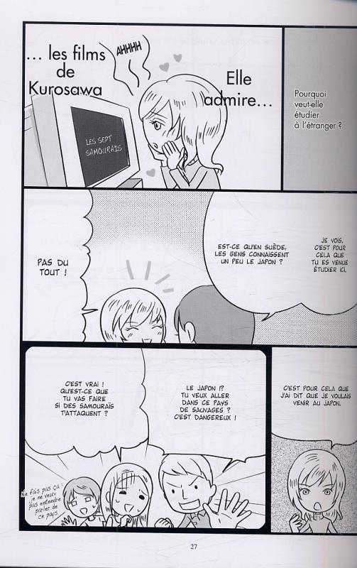 Serie les japonais ne savent pas parler le japonais bd for Japonais rambouillet