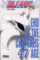 Rayon : Manga (Shonen), Série : Bleach T47, End of the Chrysalis Age