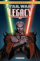 Rayon : Comics (Science-fiction), Série : Star Wars : Legacy T10, Star Wars : Legacy (Nouvelle Édition)