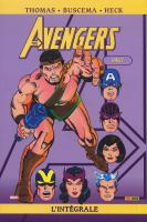 Rayon : Comics (Super Héros), Série : The Avengers (Intégrale) T4, The Avengers : 1967
