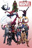 Rayon : Comics (Super Héros), Série : All-New Marvel (Coffret) T1, All-New Marvel (Coffret)