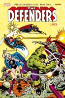 Rayon : Comics (Super Héros), Série : The Defenders (Intégrale) T4, The Defenders : 1975 (Intégrale)