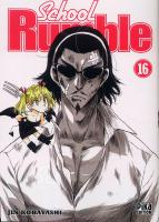 Rayon : Manga (Shonen), S�rie : School Rumble T16, School Rumble