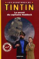 Rayon : Albums (Art-illustration), Série : Autour de Tintin, Le Secret du Capitaine Haddock