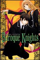 Rayon : Manga (Gothic), Série : Baroque Knights T1, Baroque Knights