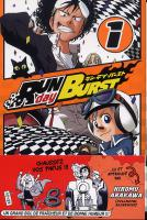 Rayon : Manga d'occasion (Shonen), Série : Run Day Burst T1, Run Day Burst
