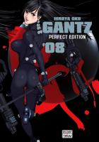 Rayon : Manga (Seinen), Série : Gantz (Perfect Edition) T8, Gantz (Perfect Edition)