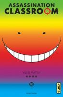Rayon : Manga (Shonen), Série : Assassination Classroom T10, Assassination Classroom