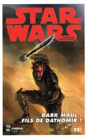 Rayon : Comics (Science-fiction), Série : Star Wars : Comics Magazine T11, Star Wars : Comics Magazine (Couverture B)