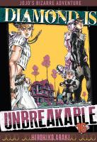 Rayon : Manga (Shonen), Série : Jojo's Bizarre Adventure : Diamond Is Unbreakable T16, Jojo's Bizarre Adventure : Diamond Is Unbreakable