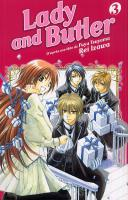 Rayon : Manga (Shojo), S�rie : Lady and Butler T3, Lady and Butler