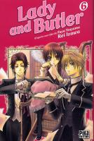 Rayon : Manga (Shojo), S�rie : Lady and Butler T6, Lady and Butler