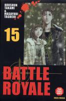 Rayon : Manga (Seinen), Série : Battle Royale T15, Battle Royale