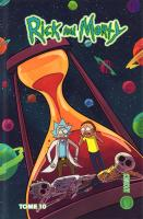 Rayon : Comics (Science-fiction), Série : Rick and Morty T10, Rick and Morty